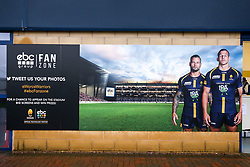EBC fan zone selfie competition - Mandatory by-line: Robbie Stephenson/JMP - 15/02/2020 - RUGBY - Sixways Stadium - Worcester, England - Worcester Warriors v Bath Rugby - Gallagher Premiership Rugby