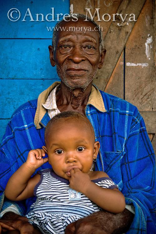Malagasy family, Masoala, Madagascar Maroantsetra, Image by Andres Morya