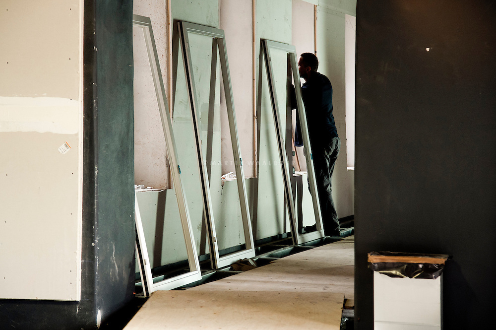 The Amsterdam Scheepvaartmuseum has been undergoing a major restoration.