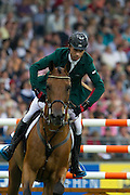 Denis Lynch - Lantinus<br /> World Equestrian Festival, CHIO Aachen 2012<br /> © DigiShots
