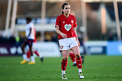 Megan Wynne of Bristol City Women - Mandatory by-line: Ryan Hiscott/JMP - 19/01/2020 - FOOTBALL - Stoke Gifford Stadium - Bristol, England - Bristol City Women v Liverpool Women - Barclays FA Women's Super League