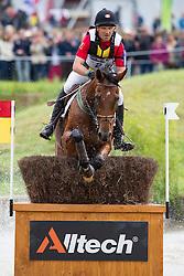 Joris Van Springel, (BEL), Lully Des Aulnes - Eventing Cross - Alltech FEI World Equestrian Games™ 2014 - Normandy, France.<br /> © Hippo Foto Team - Leanjo De Koster