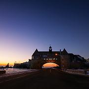 Another beautiful Winter Sunrise  at Narragansett Town Beach, Narragansett, RI,  January 4, 2013. Photo: Tripp Burman