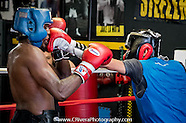 Sergio Mora Sparring Session 8-26