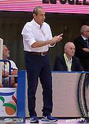 DESCRIZIONE: Trento Trentino Basket Cup - Italia Cina<br /> GIOCATORE: Ettore Messina<br /> CATEGORIA: Nazionale Maschile Senior<br /> GARA: Trento Trentino Basket Cup - Italia Cina<br /> DATA: 18/06/2016<br /> AUTORE: Agenzia Ciamillo-Castoria