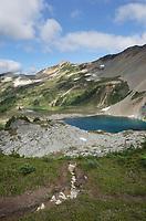 Tapto Lakes Basin, North Cascades National Park, Washington