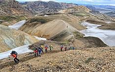 20140706 ISL: Iceland Diabetes Challenge Dag 2, Landmannalaugar