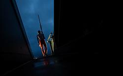 24.02.2015, Lugnet Ski Stadium, Falun, SWE, FIS Weltmeisterschaften Ski Nordisch, Skisprung, Herren, Training, im Bild Rune Velta (NOR) // Rune Velta of Norway during the Mens Skijumping Training of the FIS Nordic Ski World Championships 2015 at the Lugnet Ski Stadium, Falun, Sweden on 2015/02/24. EXPA Pictures © 2015, PhotoCredit: EXPA/ JFK