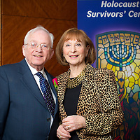 18.02.2013 © Blake Ezra Photography..Preview images from the Holocaust Survivors Centre Annual Dinner 2013 held at The Carlton Tower Hotel, Knightsbridge, London. .www.blakeezraphotography.com.Strictly no forwarding of third party use. .