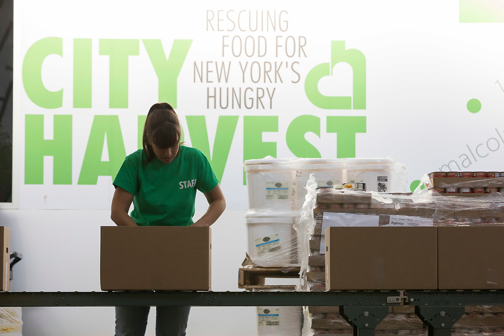 City Harvest Food Repack for Puerto Rico Relief