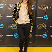 NLD/Amsterdam/20151215 - première van STAR WARS: The Force Awakens!, Jill Schirnhofer