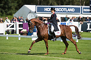 Sarah Bullimore (GBR) & Lilly Corinne - Dressage - Longines FEI European Eventing Chamionship 2015 - Blair Athol, Scotland - 10 September 2015