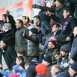 Ross Schofield's Falkirk v Queen of the South 27/2/2016