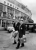 1960-20/08 Boxers Depart for Olympics