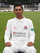 Haseeb Hameed during the Lancashire County Cricket Club Media Day at the Emirates, Old Trafford, Manchester, United Kingdom on 11 April 2018. Picture by George Franks.