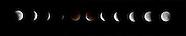 20111210 Japan, Lunar Eclipse