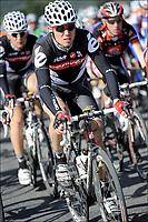 CYCLING - ALGARVE CYCLING TOUR 2010 - ALBUFEIRA (POR) - 17/02/2010 - PHOTO : NICO VEREECKEN / PHOTO NEWS / DPPI <br /> STAGE 1 - FARO - ALBUFEIRA - THOR HUSHOVD ( CERVELO TEST TEAM)