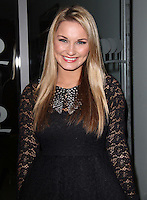 Sam Faiers One Goal Foundation Gala Dinner & Auction, Riverbank Park Plaza Hotel, London, UK, 16 March 2011:  Contact: Ian@Piqtured.com +44(0)791 626 2580 (Picture by Richard Goldschmidt)