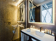 Boutique and design Hotel Indigo Warsaw by IHG, professional interior hotel photography by Piotr Gesicki