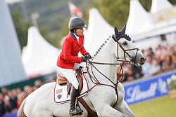 Kraut, Laura (USA) Zeremonie<br /> Aachen - CHIO 2017<br /> © www.sportfotos-lafrentz.de/Stefan Lafrentz