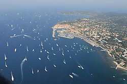 Centenary Trophy 2011, Saint Tropez, 29. September 2011, winner Bonafide from Giuseppe Giordano, second Tuiga from the Yacht Club Monaco and third Pesa from Jean Ives Roubinet, 18 boats were at the start of the Inaugural regatta and 15 crossed the finish line.<br /> <br /> The inaugural Centenary Trophy<br /> The Gstaad Yacht Club, on behalf of its Patron His Majesty King Constantine of the Helenes, has sponsored the Centenary Trophy, and registered the event with the ISAF.<br /> <br /> This Trophy was made by Wakely and Wheeler of London in 1911.<br /> <br /> The Centenary Trophy will be a single race event. All classic yachts that are more than 100 years, or older in 2011, preferably in their original state, have been invited to participate.