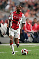 Fotball<br /> Kvalifisering UEFA Champions League<br /> 15.08.2007<br /> Ajax v Slavia Praha<br /> Foto: ProShots/Digitalsport<br /> NORWAY ONLY<br /> <br /> Jurgen Colin - Ajax