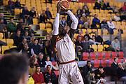 John Brown<br /> Unicusano Roma - TWS Legnano<br /> Campionato Basket LNP 2016/2017<br /> Roma 26/02/2017<br /> Foto Ciamillo-Castoria