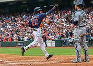 Padres v Astros - 08 Apr 2018