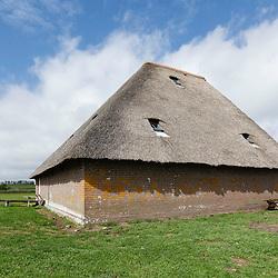 Schapenboet de Waddel, Natuurmonumenten, Westergeest, Den Burg, Texel, Noord Holland