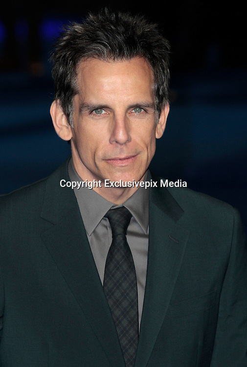 "Dec 9, 2014 - ""Night At The Museum: Secret Of The Tomb"" - European Premiere - Red Carpet Arrivals at Empire,  Leicester Square, London<br /> <br /> Pictured: Ben Stiller <br /> ©Exclusivepix Media"