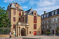 France, Loire-Atlantique (44), Le Croisic, Hotel d'Aiguillon // France, Loire-Atlantique, Le Croisic, Aiguillon hotel