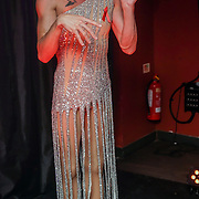 Vicky Vivacious takes the stage at Muse in Soho for one night to help raise money for GMFA – The gay men's health charity and their HIV prevention and stigma-challenging work on 1st December 2016 in Soho,London,UK. Photo by See