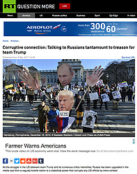 Russia Today, March 3, 2017 (Bastiaan Slabbers/Zuma Press)