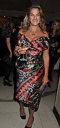 TRACEY EMIN at the Harper's Bazaar Women of the Year Awards 2011 held at Claridge's, Brook Street, London on 7th November 2011.