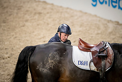 Whitaker John, GBR, Argento<br /> LONGINES FEI World Cup™ Finals Gothenburg 2019<br /> © Dirk Caremans<br /> 03/04/2019