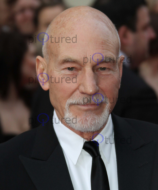 Sir Patrick Stewart The Olivier Awards 2011, Theatre Royal Drury Lane, London, UK, 13 March 2011:  Contact: Ian@Piqtured.com +44(0)791 626 2580 (Picture by Richard Goldschmidt)