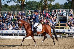 Krause, Wenke (GER) Tackmanns D-Jay<br /> Warendorf - Bundeschampionate 2017<br /> © www.sportfotos-lafrentz.de/Stefan Lafrentz