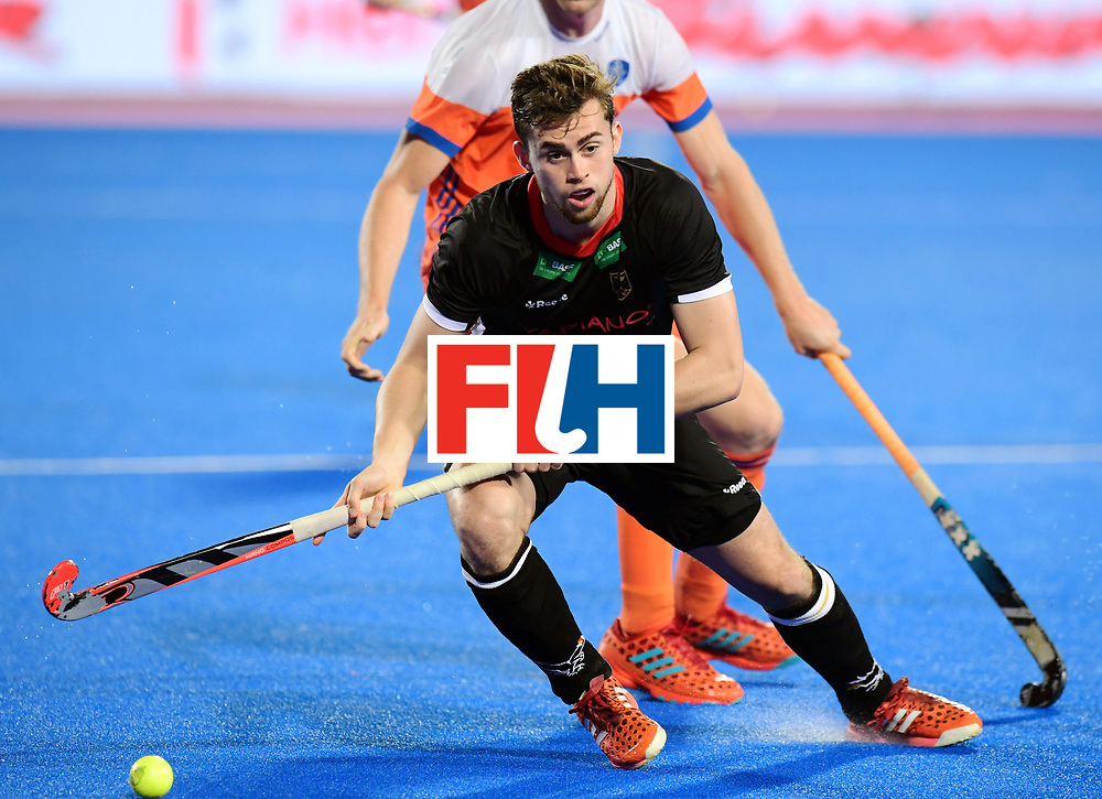 Odisha Men's Hockey World League Final Bhubaneswar 2017<br /> Match id:16<br /> Germany v Netherlands<br /> Foto: Constantin Staib (Ger) <br /> COPYRIGHT WORLDSPORTPICS FRANK UIJLENBROEK