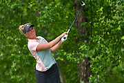 Nanna Koerstz Madsen during the first round of the Symetra Classic at Atlanta National Golf Club on April 28, 2017 in Milton, GA.<br /> <br /> ©2017 Scott Miller