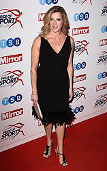 The Pride Of Sports Awards held at Grosvenor House Hotel, Park Lane, London on Wednesday 7 December 2016