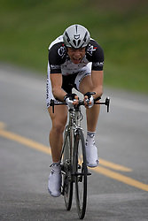Phillip Cortes (CLS) during stage 1 of the Tour of Virginia.  The Tour of Virginia began with a 4.7 mile individual time trial near Natural Bridge, VA on April 24, 2007. Formerly known as the Tour of Shenandoah, the ToV has gained National Race Calendar (NRC) status for the first time in its five year history.