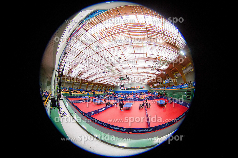VENUE during day 2 of 15th EPINT tournament - European Table Tennis Championships for the Disabled 2017, at Arena Tri Lilije, Lasko, Slovenia, on September 29, 2017. Photo by Ziga Zupan / Sportida