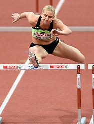 06-03-2015 CZE: European Athletics Indoor Championships, Prague<br /> Marina Tomic SLO