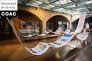 09 gener 2016- Exposició dels 19 premis d'arquitectura de les comarques de Girona. Exposicio a la seu del Col·legi d'Arquitectes de Catalunya, delegació de Girona Fotografia de Toni Vilches Fotografia..