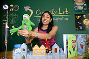 Anubha Bhatla, owner of Curiosity Lab, an educational, hands-on discovery program for children ages 2-15.  She is a finalist in the Wells Fargo Small Business Contest.