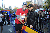 11/03/2013 2013 ING NYC Marathon - Bill Rancic Teams Up with Timex