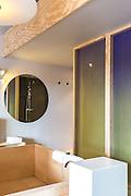 Tokyo Room, Volkshotel. Amsterdam | Designer: Hanna Maring