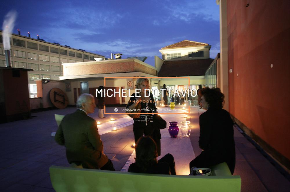 Torino Eataly: una serata mondana .fotografia di  Michele D?Ottavio