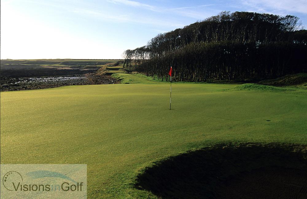 Kingsbarns Golf Links, Scotland<br /> <br /> Mandatory credit: Visions In Golf/Richard Castka