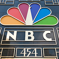 NBC Tower Sign at 455 North Cityfront Plaza Drive, Chicago, IL